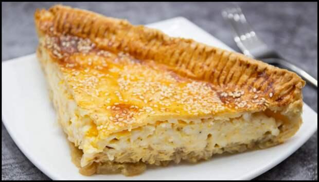 Готовлю ВКУСНЫЙ пирог «ВСЁ ПО 4» — никто не может понять, что в начинке