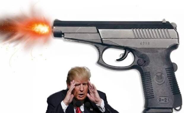 Пистолет СР-1МП «Гюрза». Почему его запретили в США?