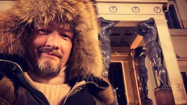 Российский актер Панфилов объяснил отказ от поездок в Крым
