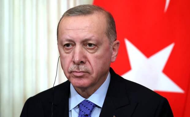 Эрдоган проклял правительство Австрии за поднятый флаг Израиля