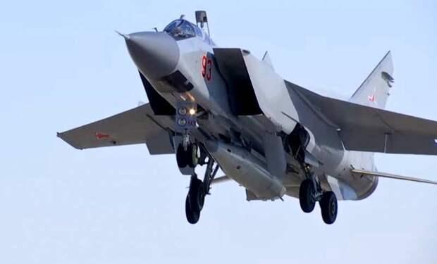 Американцы назвали российский гиперзвуковой «Кинжал» обычной бутафорией
