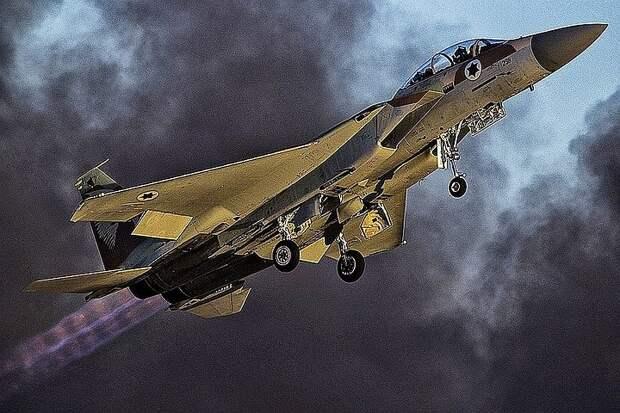 Армия Израиля нанесла удар по объекту военной разведки ХАМАС