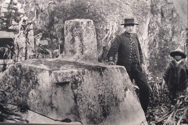 Интиуатана 1912 год. Фото взято с официального форума ЛАИ: https://laiforum.ru/viewtopic.php?f=64&t=4078&sid=07be672d8a9caaa17b5c83352287f780