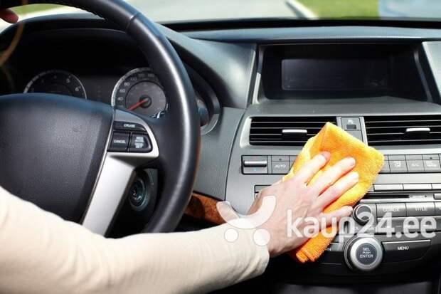 Как нужно правильно ухаживать за салоном автомобиля