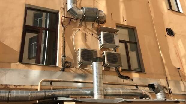 Правильная установка и использование кондиционера защищают от простуды