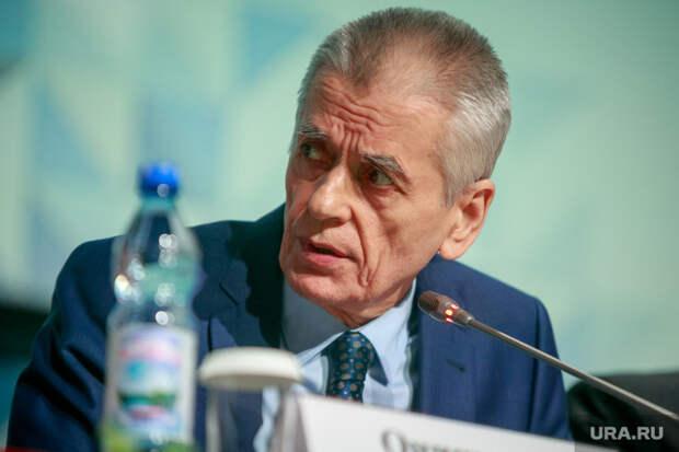 Онищенко высказался обуничтожении российских аппаратов ИВЛ вСША