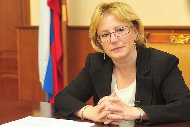 Стратегическую группу Всемирной Организации Здравоохранения возглавит Вероника Скворцова