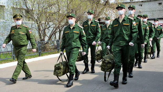 В СК заявили о снижении числа уклонистов от службы в армии в России