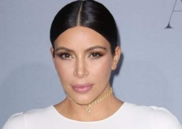Ограбление Ким Кардашьян