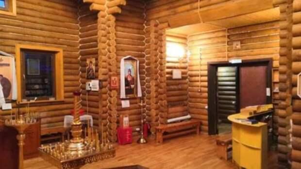 В Алтайском крае задержали подозреваемого в совершении кражи из храма