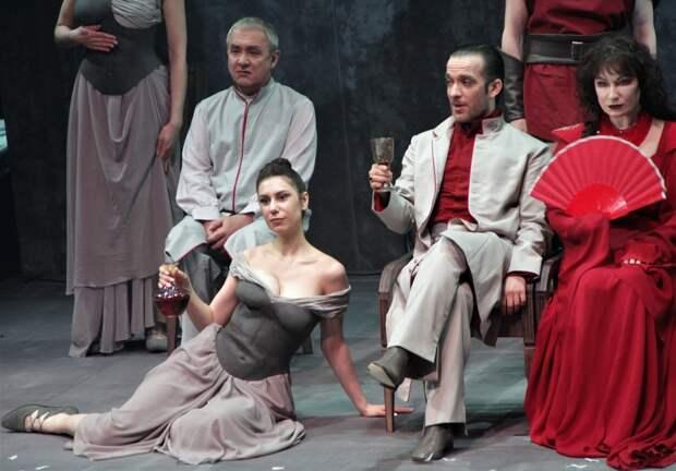 «Саломея» на Новой сцене театра Вахтангова