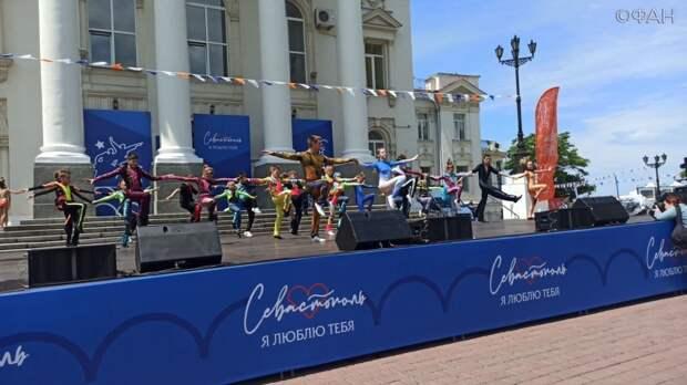 Севастополь с размахом отмечает День города