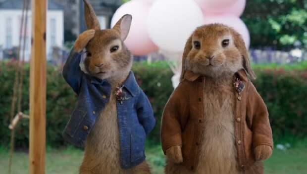 «Кролик Питер 2» возглавил российский прокат