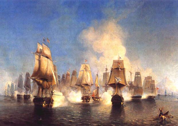 Как адмирал Синявин бил турок и отказывался подчиняться Наполеону