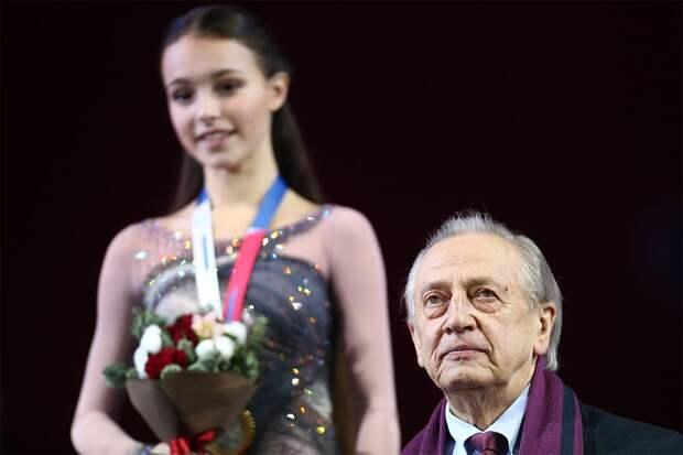 Глава Федерации фигурного катания на коньках России предложил переименовать командный чемпионат мира