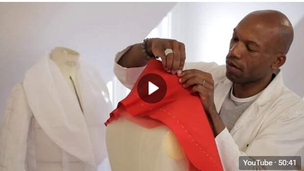 Час в мастерских Dior
