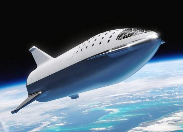 SpaceX превратит вторую ступень Falcon 9 в уменьшенную копию BFR