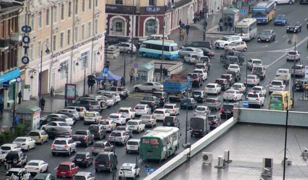 Как вПариже иТокио? Владивосток рассмотрит мировой опыт решения проблем спарковкой
