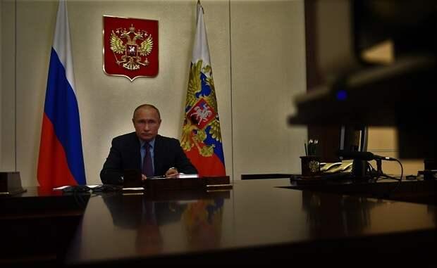 Путин вдруг узнал об обнищании россиян