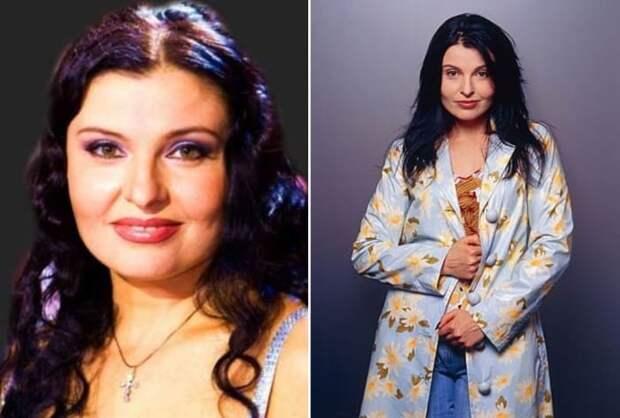Певица, которая ушла из шоу-бизнеса ради жизни в религиозной общине   Фото: muzrestor.ru и naitimp3.ru