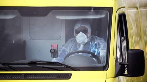 ВРоссии засутки выявлено 8 183 случая коронавируса