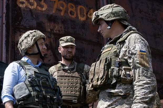 Эксперты генпрокуратуры Украины назвали войну в Донбассе незаконной