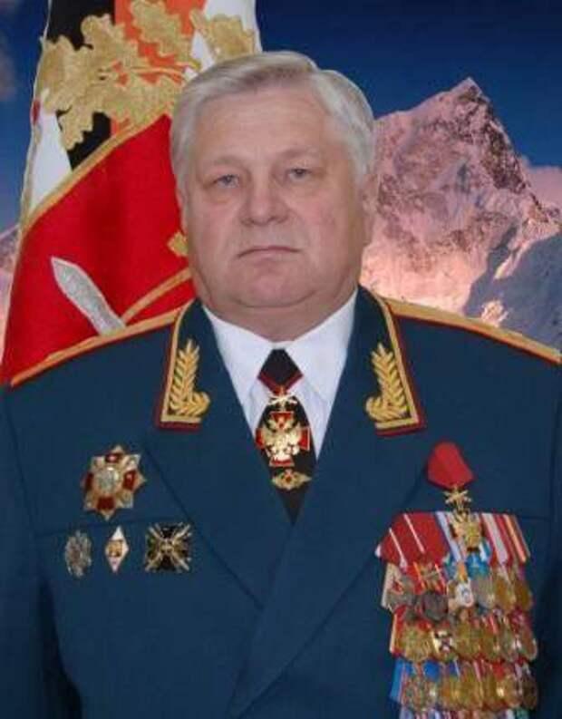 Война 08.08.08 Впервые о её тайнах рассказывает генерал Хрулёв (статья от 28 апреля 2012)