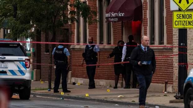 СМИ: Чикаго стал лидером по массовым расстрелам на улицах