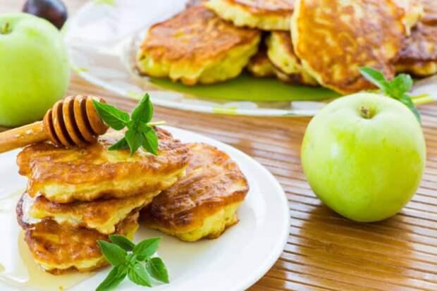 Рисово-тыквенные оладьи с яблоком. Этот рецепт особенно оценят любители здоровой еды 2