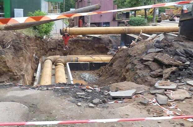 В центре Ижевска на две недели отключат горячую воду