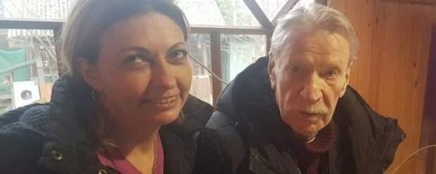 90-летний Иван Краско собирается жениться на новой возлюбленной