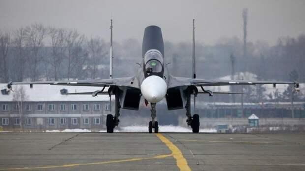 Sohu: пилот Су-27 жестко поставил на место дерзких моряков ВМС США