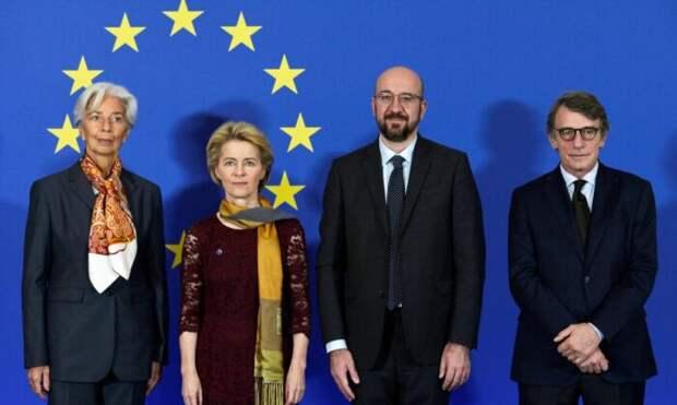 Евросоюз лишили последней надежды на газовое спасение