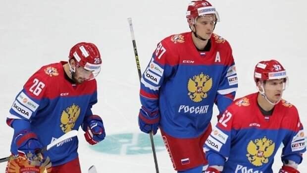 Хоккейный матч между Россией и Белоруссией посетил всего один болельщик