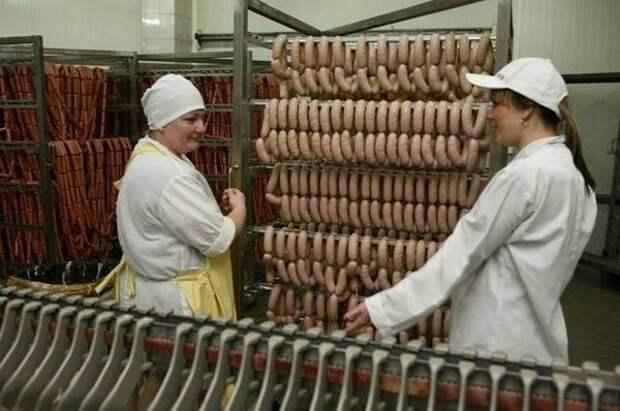 Никакого расколбаса! Как нацпроект помогает правильно выпускать колбасу