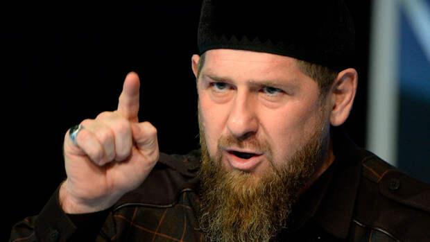 """Кадыров назвал """"шайтаном"""" своего подписчика и пригрозил уничтожить его"""