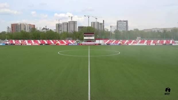 15.05.2021. Спартак-2 - Чертаново/FC Spartak-2 - FC Chertanovo
