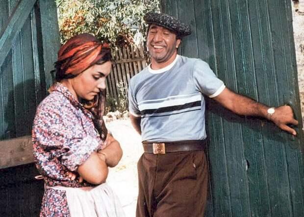 Фрунзик Мкртчян и Донара Пилосян: мгновения счастья длиною в любовь