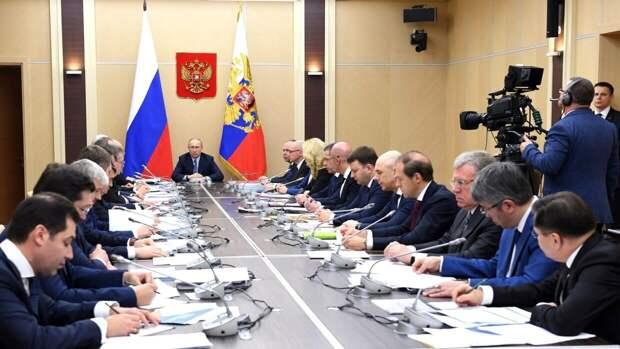 Правительство России обсуждает вопрос прямой поддержки малого бизнеса
