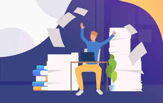 Как происходит внедрение электронного документооборота в организации?