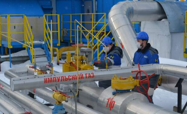 Отбор газа из ПХГ РФ с начала осенне-зимнего периода достиг рекордных 57,4 млрд кубометров