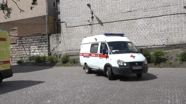 После ДТП с автобусом и фурой под Смоленском в больницу попали 20 человек