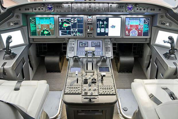 Российский технологический прорыв МС-21