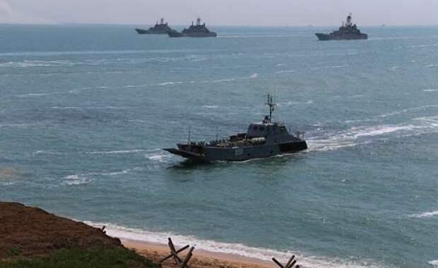 России и НАТО в Черном море. Кто сильнее?