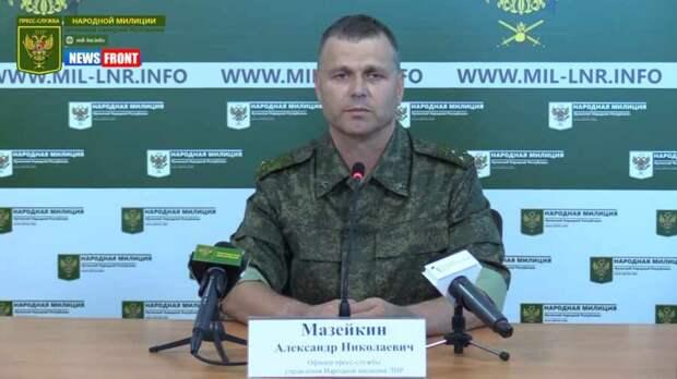 Киевские силовики устроили поножовщину со стрельбой на своих позициях в Донбассе