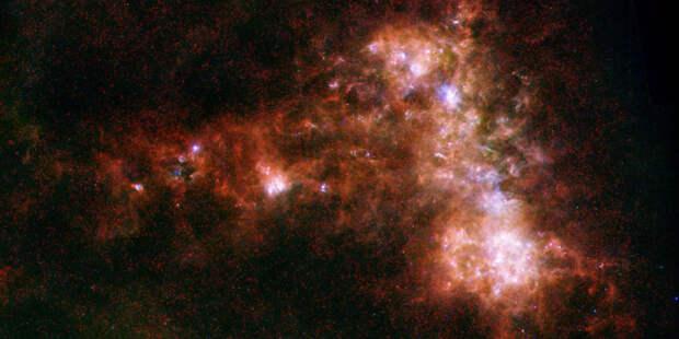 В атмосфере дальней планеты впервые нашли земную молекулу