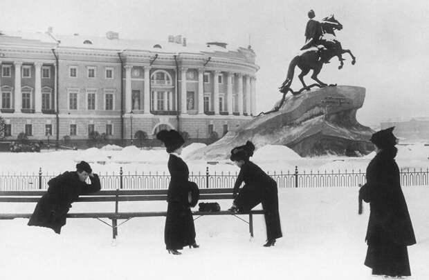 Москва vs Питер: и в XIX веке тоже