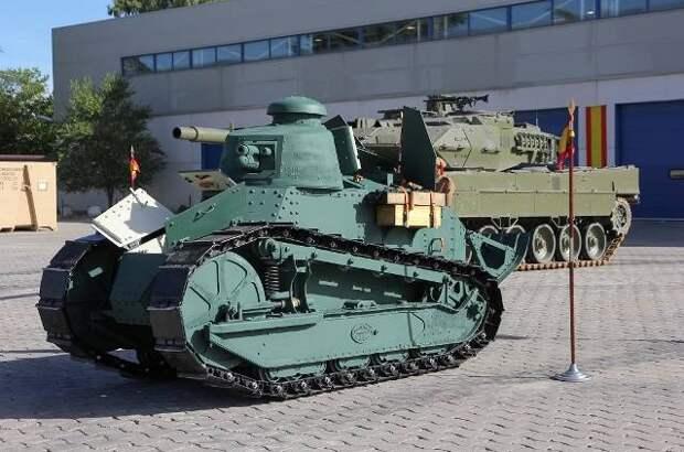 На таких тебе точно уступят дорогу. 9 лучших танков xx века.