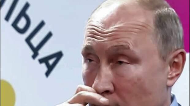 Плачь Путина по оппозиции. Украинской. О нашей – ни гу-гу