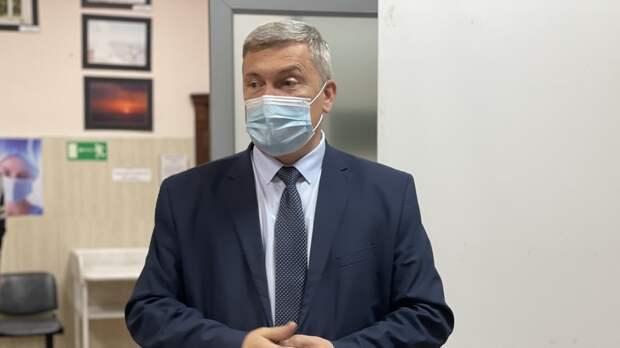Дмитрий Лёгкий: медики — герои нашего времени